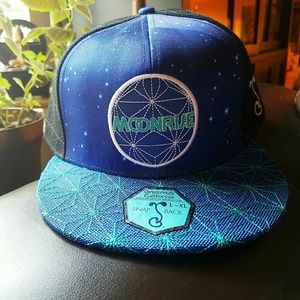 Moonrise Festival Grassroots Collab Snapback